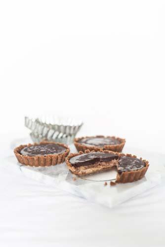 Przepis na doskonałą tartę czekoladową
